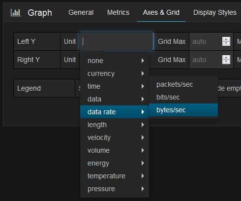 Monitoring hosts with CollectD, InfluxDB and Grafana